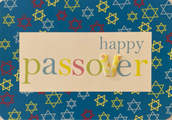 Passover - Colourful