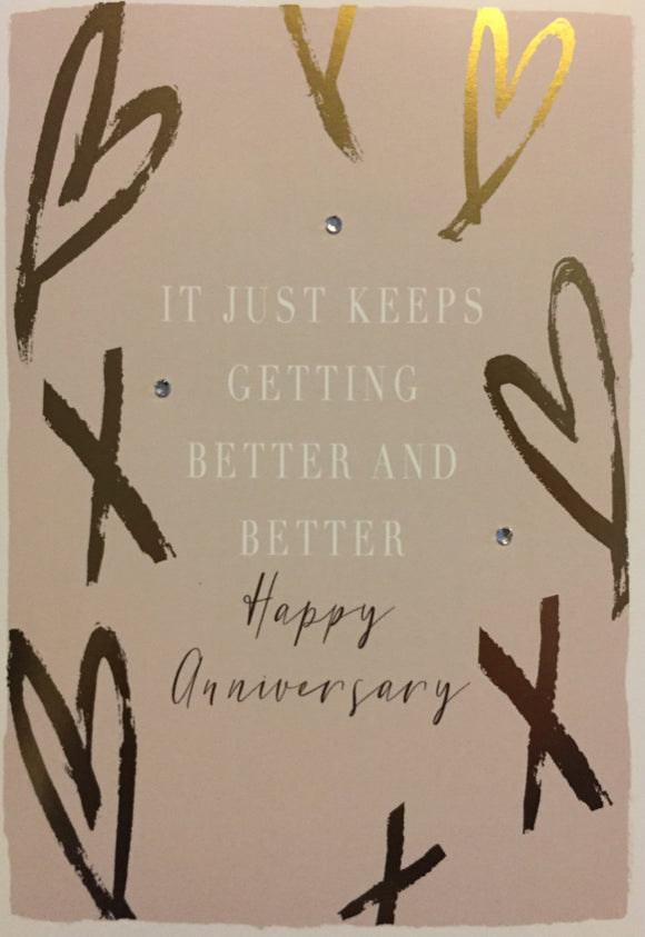 Anniversary - Better and Better