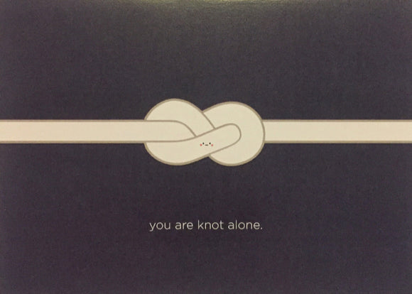 Encouragement - Knot Alone