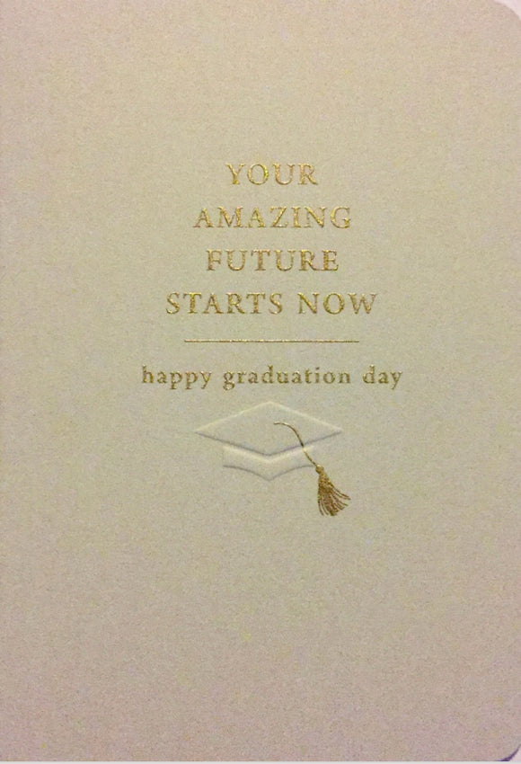 Graduation - Future Starts Here