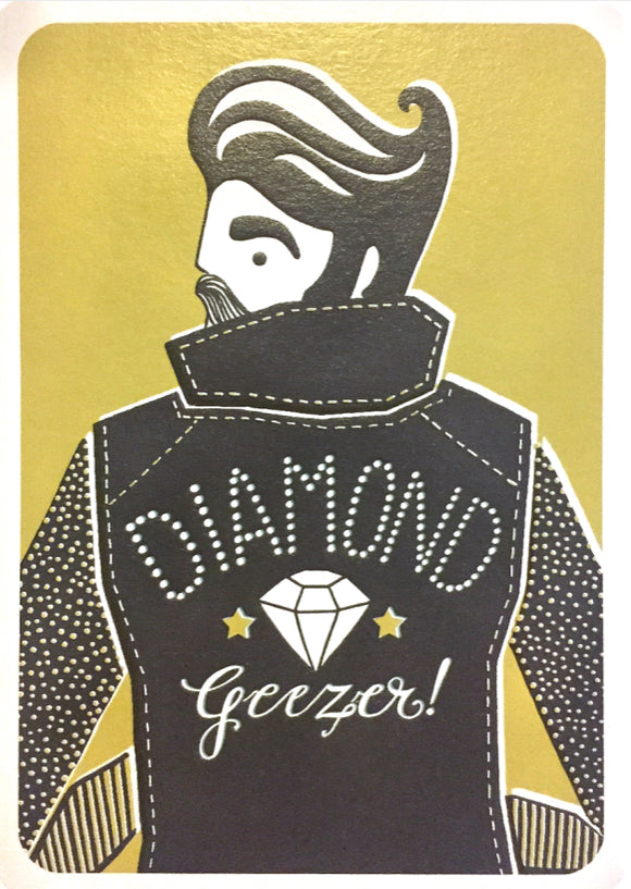 Birthday - Diamond Geezer