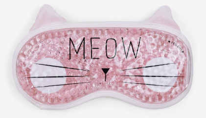 Chill Out Gel Eye Mask - Cat