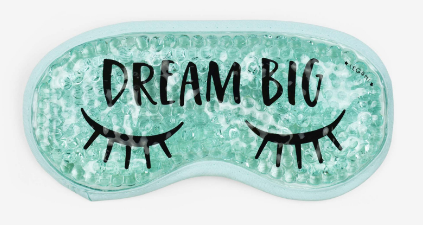 Chill Out Gel Eye Mask - Dream Big