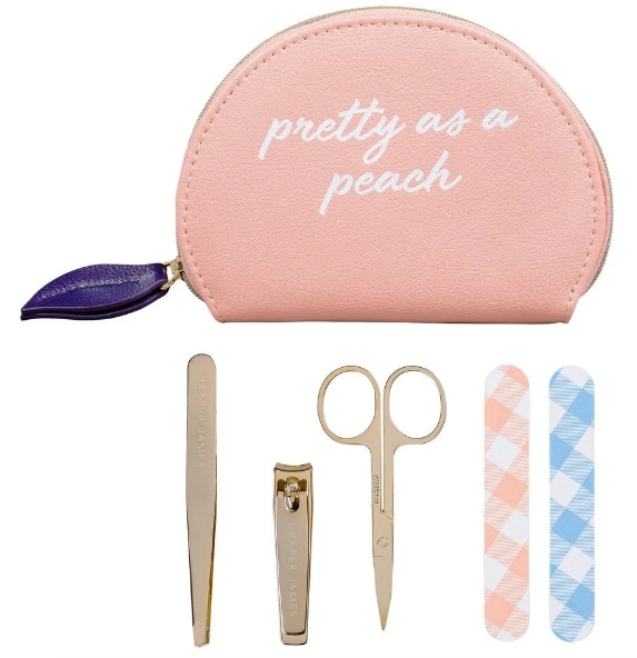Pretty as a Peach Manicure Set