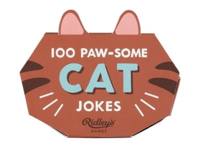 Ridleys - 100 Cat Jokes