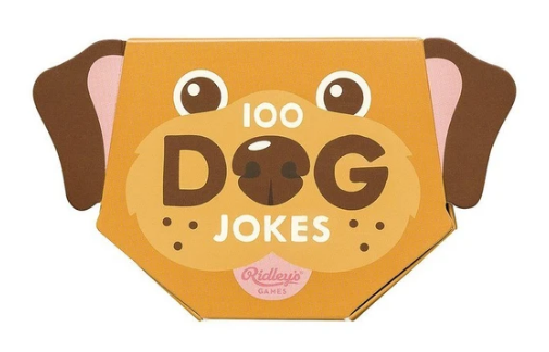 Ridleys - 100 Dog Jokes