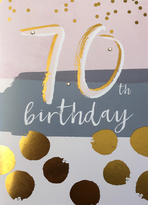 Age Specific - 70th Birthday