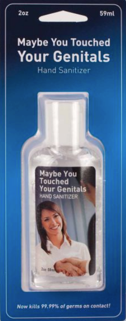 Hand Sanitizer -