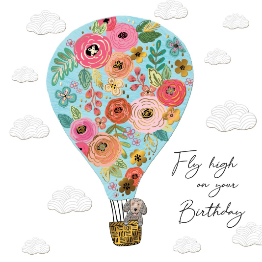 Birthday - Fly High