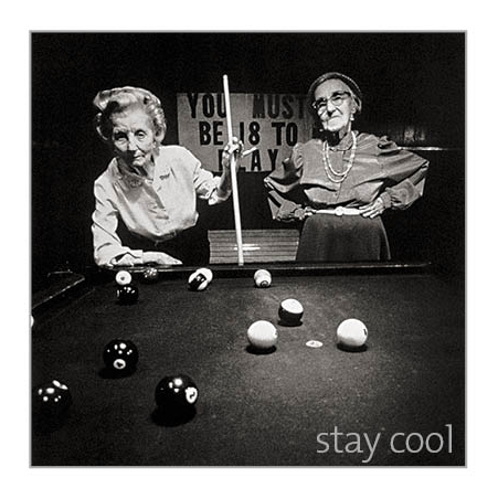 Humour - Stay Cool