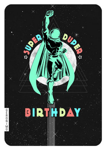 Birthday - Super Duper
