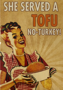Thanksgiving - TOFU