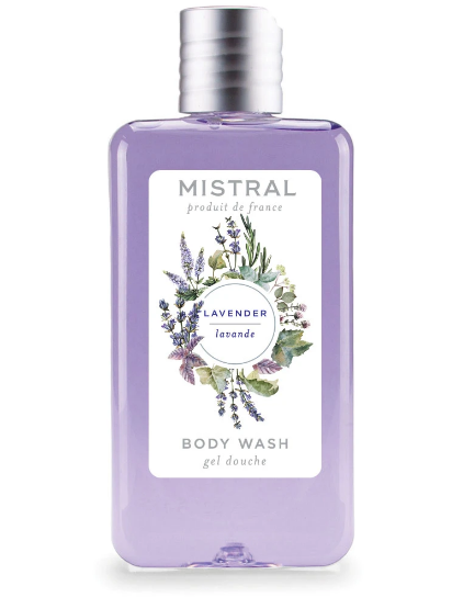 Mistral Lavender Body Wash