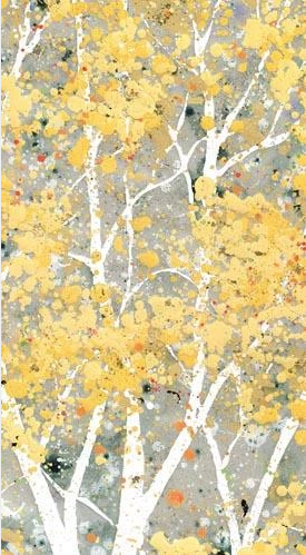 PPD Design Guest Napkin - Birch Trees