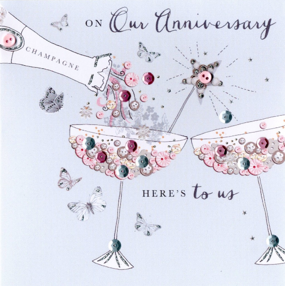 Anniversary - Here's to Us