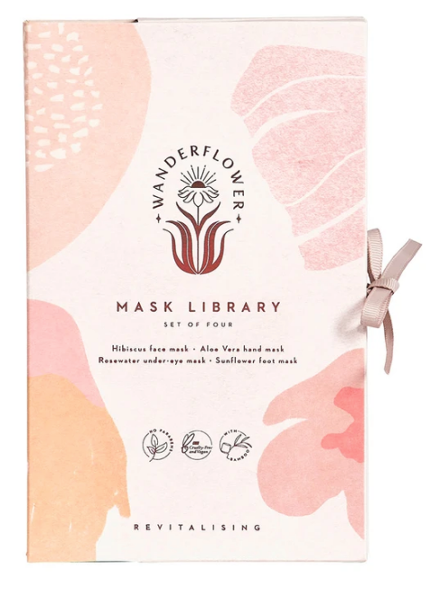 Mask Library Gift Set