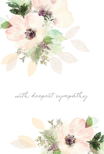 Sympathy - Caring Thoughts