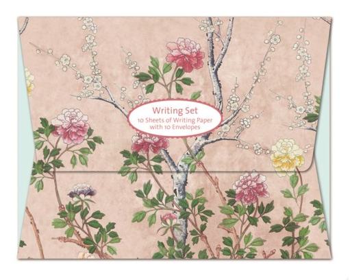Letter Sets - Chinese Blossom