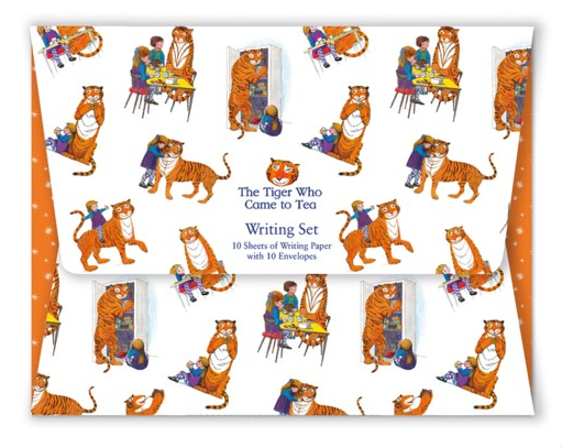Letter Sets - Tiger who Came to Tea