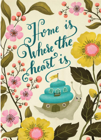 New Home - Where the Heart is