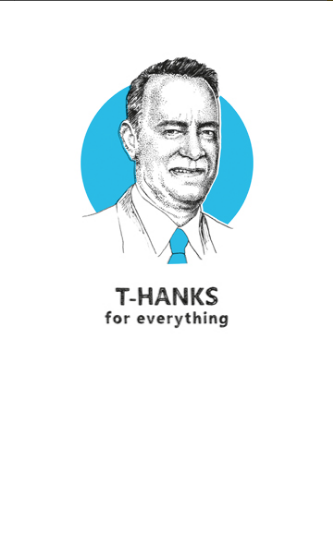 Thank You - T-Hanks