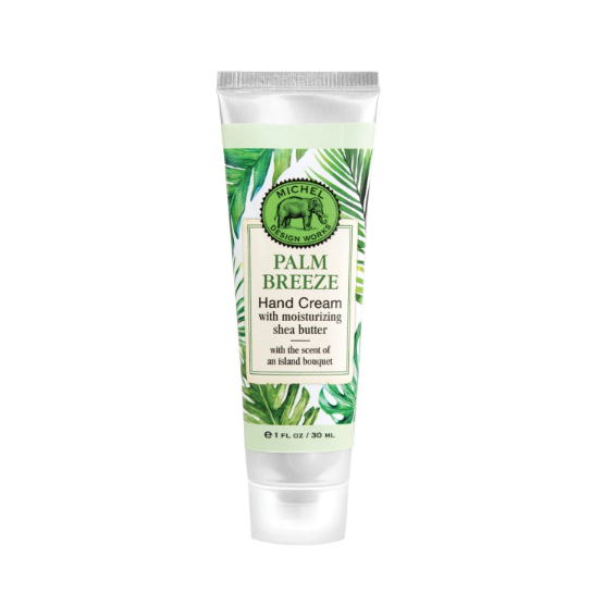 Michel Design Hand Cream - Palm Breeze