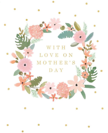 Mother's Day - Floral Wreath