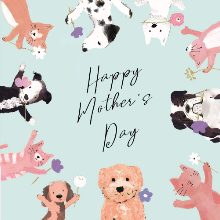 Mother's Day - Pets