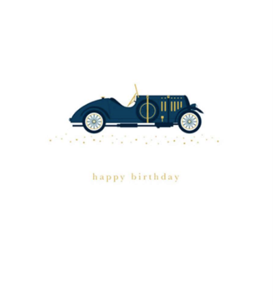 Birthday - Automobile