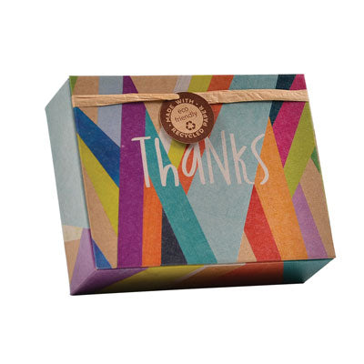 Papyrus Boxed Thank You - Recycled Kraft