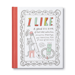 "Activity Book - ""I Like..."""