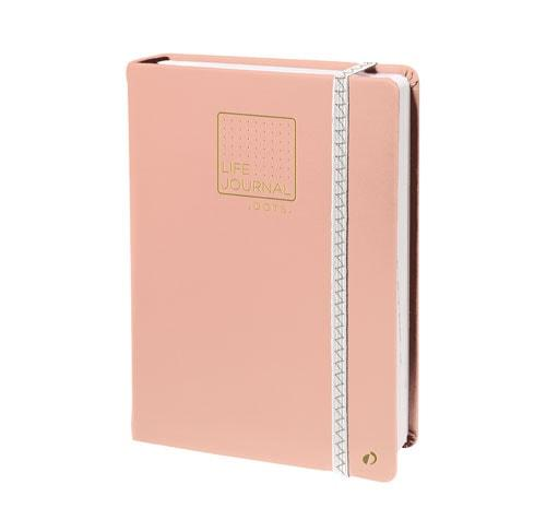Life Journal Dot Matrix - Light Pink
