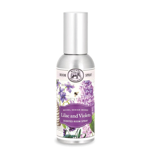 Michel Design Room Spray - Lilac and Violets