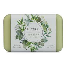 Mistral Verbena Bar Soap