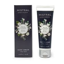 Mistral White Flowers Hand Cream