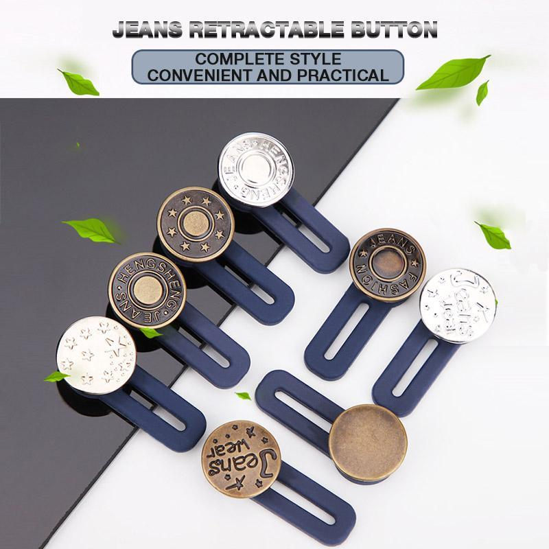 Bouton de Jeans Rétractable (3PCS) - needite