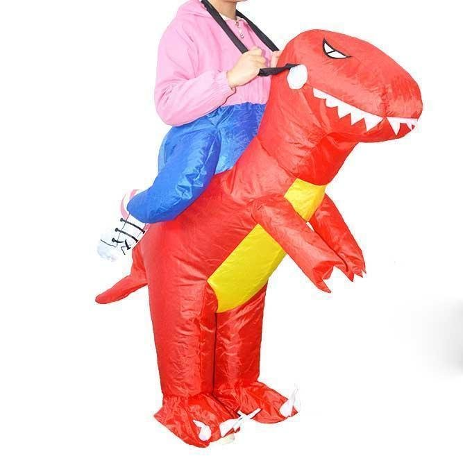 Costume Gonflable de Dinosaure - needite