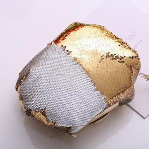 Trousse de Maquillage à Paillettes - needite