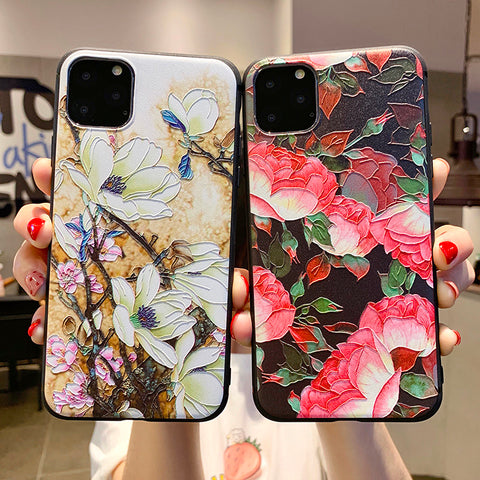FLOWERFULLY - Flower Iphone Case