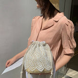 Sophie - Straw Shoulder Bag
