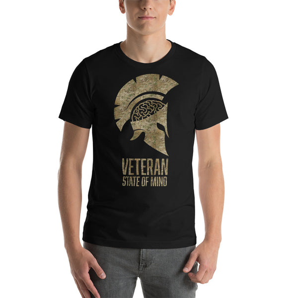 Multicam Short-Sleeve Unisex T-Shirt