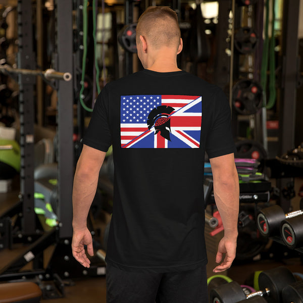 VSOM Flag Short-Sleeve Unisex T-Shirt