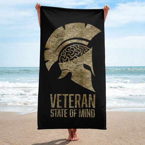 VSOM MTP Beach Towel (USA only)