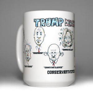Trump Derangement Mug