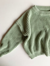 Load image into Gallery viewer, Knit Pullover Mirkwood