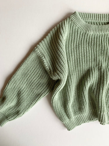 Knit Pullover Mirkwood