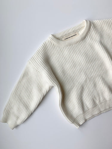 Knit Pullover Salty