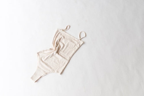 Women's Essential Bodysuit | Sand