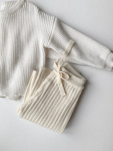 Knit Pullover Salty Pre-Sale