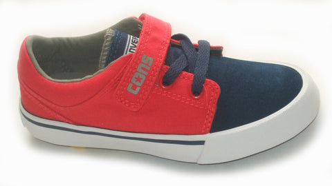 5500fff0ee6 Converse 642919 Chuck Taylor Grind Strap Red  Navy  Black - REDUCED ...